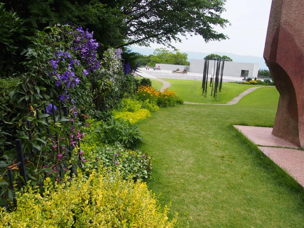 ヴァジン彫刻庭園美術館