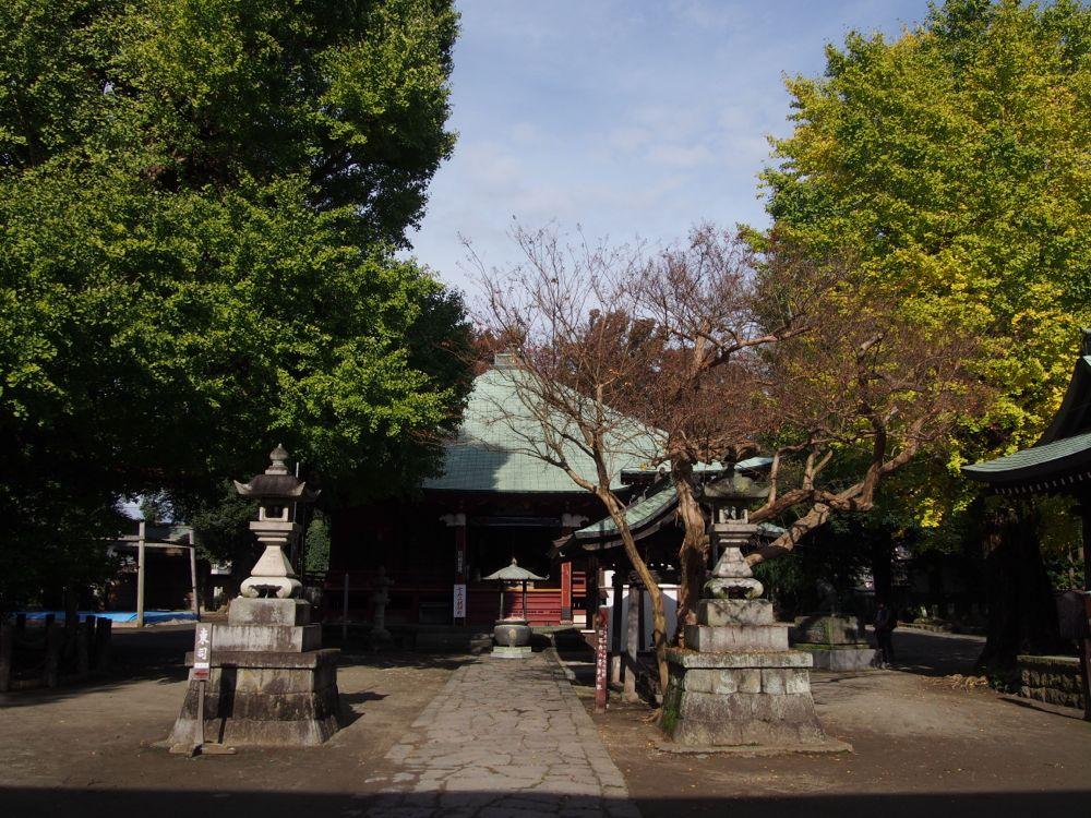 神奈川県指定の重要文化財