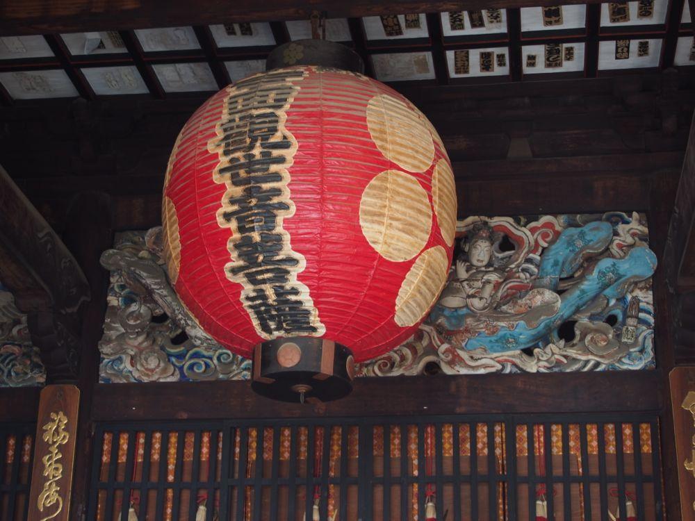 勝福寺の本堂