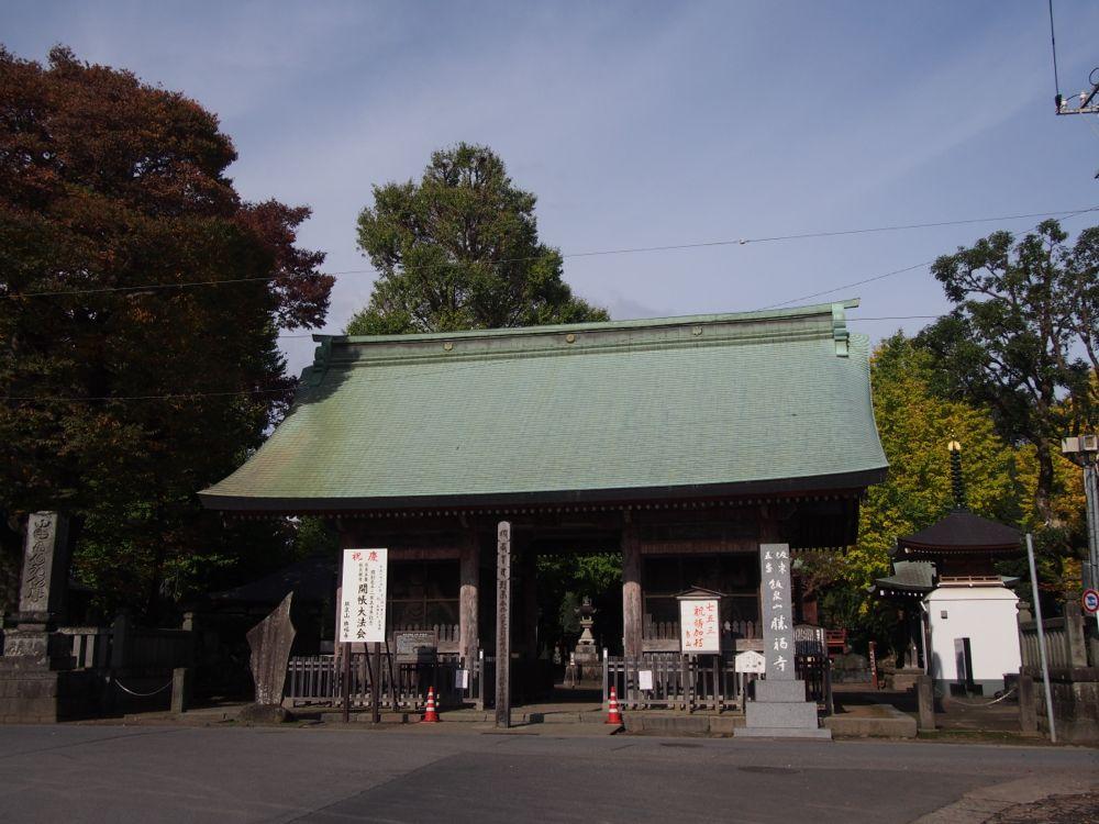 由緒ある古寺