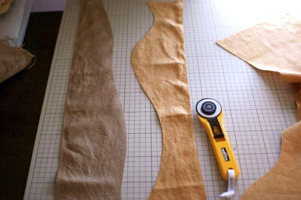 ミシンキルト縫い方