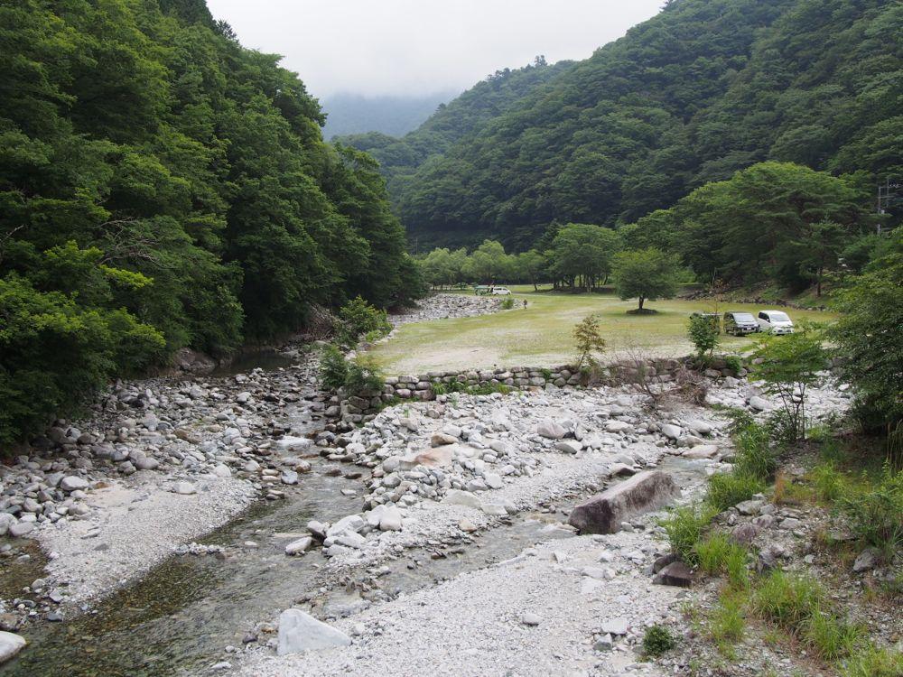 西丹沢公園橋