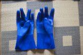 ビニール手袋